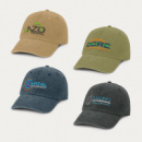 Stone Washed Premium Cap+colours