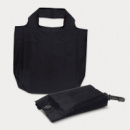 Atom Fold Away Bag+Black