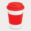 Aztec Coffee Cup+Red