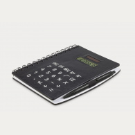 Notebook with Calculator image