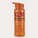 Triton Drink Bottle Colour Match+Orange