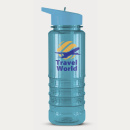 Triton Drink Bottle Colour Match+Light Blue