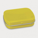 Logo Mints Small Tin+Yellow