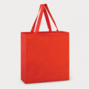Carnaby Cotton Tote Bag Colours+Red