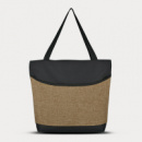 High LIne Two Tone Bag Khaki