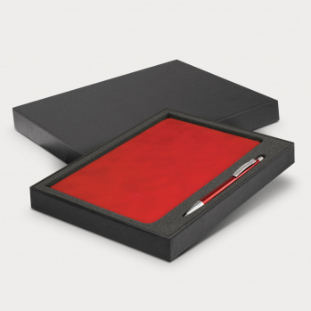 Demio Notebook and Pen Gift Set