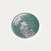 Button Badge Round (58mm) image