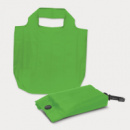 Atom Fold Away Bag+Bright Green