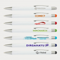 Lancer Stylus Pen (White Barrel) image
