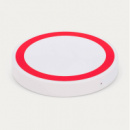 Orbit Wireless Charger White+Red