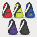 Budget Sling Backpack+colours