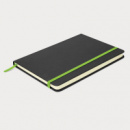 Chroma Laser Notebook+Bright Green