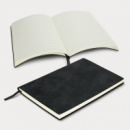 Genoa Soft Cover Notebook+Black