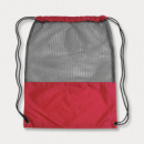 Mesh Sports Pack Red