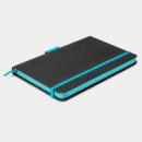 Meridian Notebook Two Tone+Light Blue