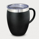 Verona Vacuum Cup with Handle+Black