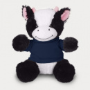 Large Cuddly Cow Navy
