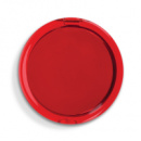 Dual Magnification Folding Mirror Round+Red