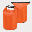 Nevis Dry Bag 5L+Bright Orange