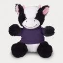 Large Cuddly Cow Purple