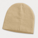 Nebraska Cable Knit Beanie+Beige