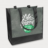 Civic Shopper Heather Tote Bag image