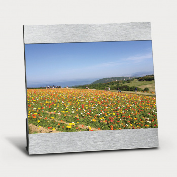 Aluminum Photo Frame (5in x 7in)