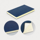 Pierre Cardin Soft Cover Notebook Small+Blue
