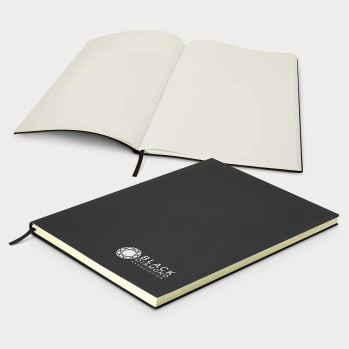 Paragon Unlined Notebook (Large)